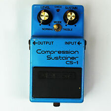 BOSS CS-1 Compression Sustainer Effects Pedal Made in JAPAN 9900