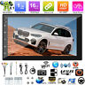 7in 2DIN Android 8.1 Quad Core GPS Navi WiFi Car Stereo MP5 Player AUX FM Radio