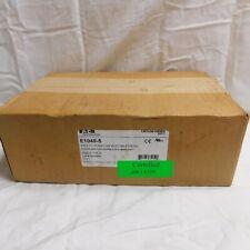 Eaton Crouse-Hinds E1049-5 Male Plug Assembly Green 1000 V, 724 A