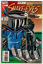 Marvel G.I. JOE #139 Starring Snake Eyes 1993 NM Vintage Comic