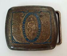 Hickok Plate Bronze Richmond Light Infantry Blues 1789 Belt Buckle