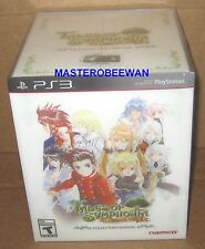 Tales of Symphonia: Chronicles Collector's Edition PlayStation 3 PS3 New Sealed