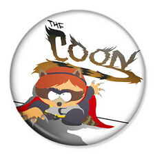 """South Park - The Coon Arrives Cartman 25mm 1"""" Pin Badge Button Coon And Friends"""