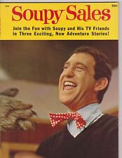 1965 (UNREAD - NOS ) SOUPY SALES television softcover book #7904
