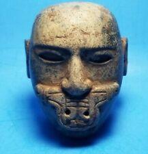 PRE COLUMBIAN STONE AZTEC XIPETOTEC