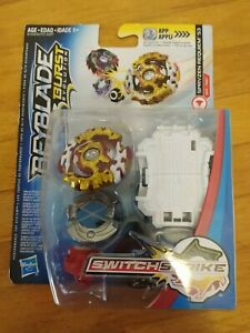 Beyblade Burst Evolution Switch Strike Starter Pack Spryzen Requiem S3