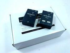 StarTech USB2004EXTV 4-Port USB 2.0 Extender Over Cat5 (40m) or Cat6 (50m)