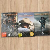 Yellowstone: Season 3 2 1 Season 1-3 (DVD 2020, New Sealed)  PICK UP YOUR DVD
