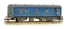 GRAHAM FARISH 374-640 WEATHERED BR BLUE MK1 CCT COVERED CARRIAGE TRUCK COACH NEW