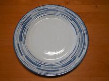 Dansk Portugal CENTRA BLUE Set of 4 Salad Plates 8 7/8 in