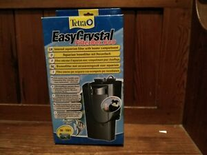 Tetra Easy Crystal filter 600 plus 2 filters, free post