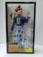 Barbie Signature Styled by Marni Senofonte Red Head Doll #FJH76 NRFB 2018 Mattel