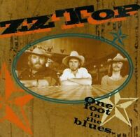ZZ Top - One Foot In The Blues (NEW CD)