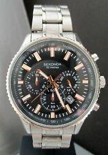 Reloj con Cronógrafo Para Hombre SEKONDA.
