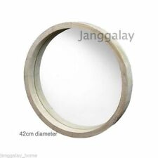 Wall-Mounted Round Modern Decorative Mirrors