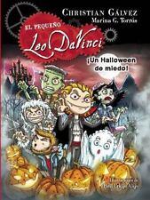 El Pequeño Leo Da Vinci 7. ¡un Halloween de Miedo! (a Scary Halloween!)...