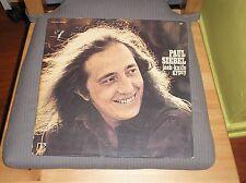 Paul Siebel LP Jack-Knife Gypsy '70 Folk Rock WLP STERLING RL PLAY GRADED Promo
