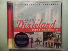 PETE FOUNTAIN CD - PRESENTS THE BEST OF DIXIELAND - VERVE 549 365-2