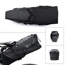 10L Waterproof Bike Bag Bicycle Saddle Tail Seat Storage Rear Pack Bag