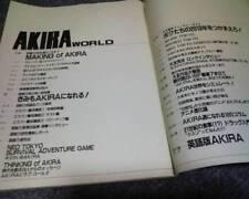 Setting materials collection Akira World