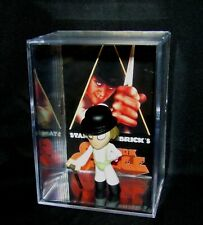CLOCKWORK ORANGE ALEX FIGURE WITH CASE .BRAND NEW..SMOKE FREE HOME..ADULT HNDLED