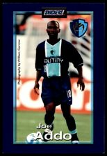 Tampa Bay Mutiny Card (Snickers) 2000 - Joe Addo
