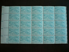 Stamps - USA - Scott# 984 - Half Sheet of 25