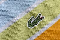 Lacoste Short Sleeve Polo T-Shirt Size S
