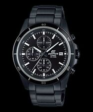 Casio Analog Casual Mens Edifice Black Watch Efr-526bk-1a1