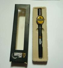 Malaysia GUINNESS STOUT BALL POINT PEN Original Box ARTHURS DAY 2012 Label Beer