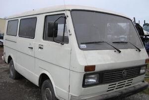 VW LT, LT28-55, Bj. 75 - 96, Windschutzscheibendichtung, Scheibengummi, NEU