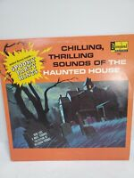Disneyland Chilling,Thrilling Sounds of The Haunted House Vinyl LP 19641257
