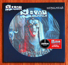 SAXON - METALHEAD   Picture Disc LP   Record Store Day 2018 Exclusive  SEALED