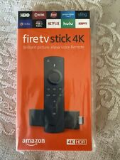 NEW SEALED Amazon Fire TV Stick 4K with New Alexa Voice Remote Free Ship