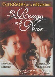 Le Rouge Et Le Noir Dvd Carole Bouquet Claude Rich Judith Godreche