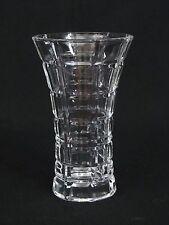 "Mikasa Crystal Monarchy Bud Vase 4 3/4"" Beautiful"