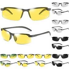 Photochromic Sunglasses Men Polarized Eyewear Transition Lens Driving Glasses