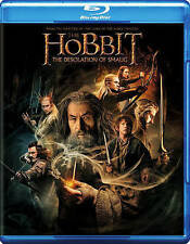 The Hobbit: The Desolation of Smaug (Blu-ray Disc, No Digital Copy)