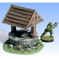 Armorcast 28mm 1254 Medieval Well Fantasy European WWII Frostgrave