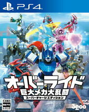 Override Giant Mecha Super Fight Edition Sony PS4 Games From Japan Tracking NEW
