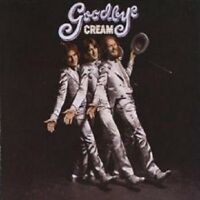 CREAM - GOODBYE (REMASTERED)  CD  6 TRACKS BLUES ROCK & MAINSTREAM POP  NEU