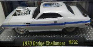 WHITE MP02 70 75 YEARS 13-18 DRAG STREET OUTLAWS CHALLENGER DODGE BOYS MOPAR M2
