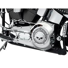 Harley Davidson OEM ORIGINAL Willie G Skull Derby cover Twin Cam 1999-2015