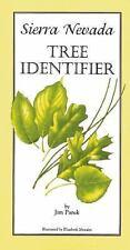 Sierra Nevada Tree Identifier (Paperback or Softback)
