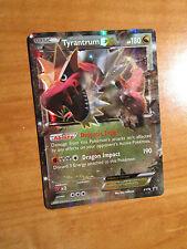 DMG TYRANTRUM EX Pokemon Card PROMO Black Star XY70 Set Ultra Rare Box TCG