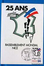 LES PIEDS NOIRS    FRANCE  Carte Postale Maximum FDC Yt C 2481