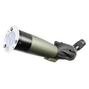 Baader Solar Filter for Spotting Scope Small Telescope Telephoto Lens 80mm AS...