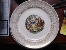 Royal Winston Queen First Quality 22K Gold Warranted Plate