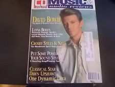 David Bowie - CD Review Magazine 1992