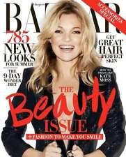 Harper's Bazaar Magazine USA/American,Kate Moss NEW